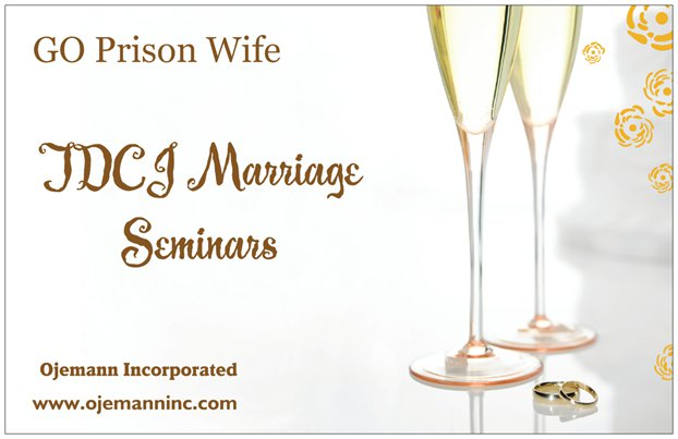 TDCJ Marriage Seminars – Ojemann Ink